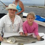 Lindsay's second Snook