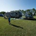 Simple, Wide-Open RV Sites