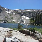 Emigrant Lake...trailhead starts at west end of Caples Lake
