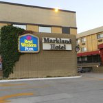 Photo de BEST WESTERN PLUS Markland Hotel