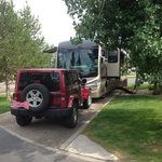 Foto van Yellowstone Grizzly RV Park