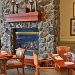 The Fireside Restaurant, Waterfront Dining Foto