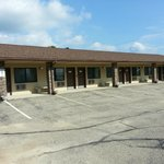 Starlite Motel Richland Center resmi