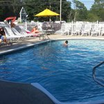 Seacoast Motel Pool