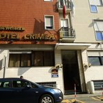 Exterior - Best Western Hotel Crimea, Sep 11-13, 2012