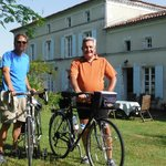 A great base for cycling in Cognac