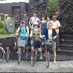 Cycling Casis Guests