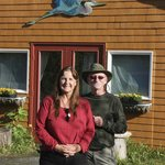Blue Heron Bed and Breakfast, Cabins and Guesthouse at Glacier Bay Gustavus Foto