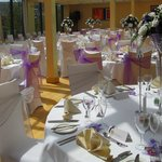 Boutique Venue Dressing. Anslow. Staffordshire