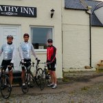 Leaving Strathy -Day2 Jogle