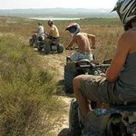 Quadbiking Off Road Adventures in Spain