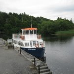 lough corrib cruise boat