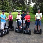 Guilford CT Segway tour July 2013