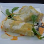 Lobster Cannelloni