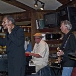 The Mike Raleigh Band at the What Not Inn