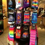Laurel Burch cat socks