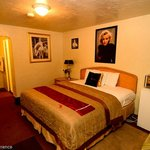One of the Famous Hollywood Themed Rooms -  Marilyn Monroe