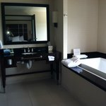 Whirlpool Suite bathroom