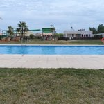 The outdoor municipa Pool Carreterra La Llana