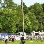 Great base for the Highland Games in July