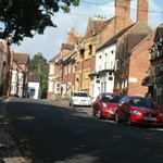 The High Street, Old Kenilworth