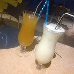 Mai Tia & Pina Colada from the snack bar