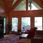 Foto di Blue Creek Cabins