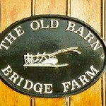 Foto de Bethersden Old Barn B&B