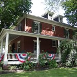 Φωτογραφία: Lititz House Bed and Breakfast