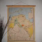 Decor-Map of Holland