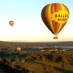 Balloon Aloft Hunter Valley Day Tours