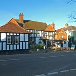The White Horse, Shere