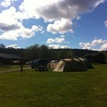 The Kielder Campsite