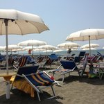 Tarquinia Beach at Il Tirreno
