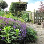 Lovely, peaceful Lumb Beck Farmhouse B&B