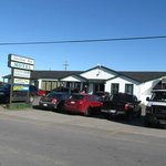 Foto de Shallow Bay Motel & Cabins