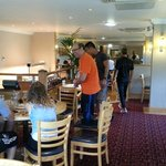 Foto de Holiday Inn Stoke on Trent M6