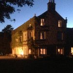 Burythorpe House on a warm summer evening -29.07.13