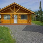 Salmon Catcher Lodge resmi