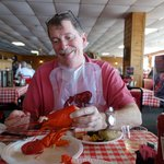 The Husband, the Lobster, the Happiness