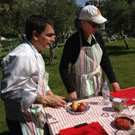 Cooking Class in the olive orchard