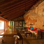 Our Coral wall Restaurant