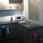small kitchenette