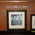Foto de Hampton Inn Miami-Airport West
