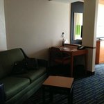 Fairfield Inn & Suites by Marriott Bedford照片
