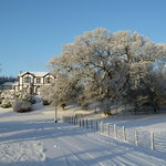 Marchbank in the snow