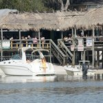 Get some grub at Gator Joe's on nearby Lake Weir.