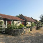 Foto di The Beeches Farmhouse & Pig Wig Cottages