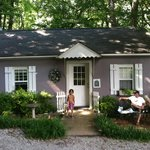 Foto de The Garden Walk Bed and Breakfast Inn