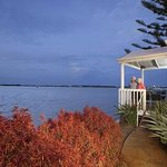 Broadwater - waterfront villas
